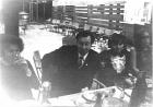 На праздновании 10-летия отдела программирования. Новосибирск, 1968