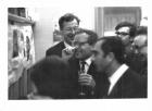 На празднике по случаю присвоения А.П. Ершову звания чл.-корр. АН СССР. Новосибирск, 1970