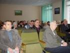 В зале друзья и коллеги юбиляра. Слева - Г.В. Соколов.