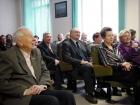 В зале друзья и коллеги юбиляра. Слева во втором ряду - И.С. Голосов, Л.В. Городняя. У окна - Г.Г. Степанов.